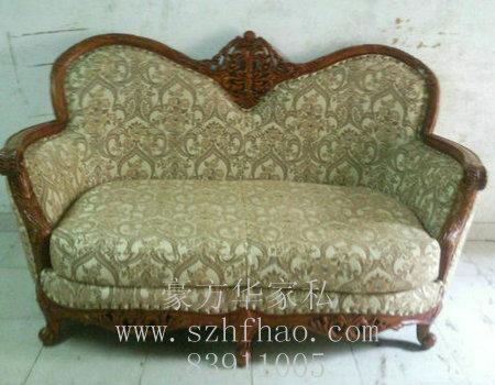 欧式沙发翻新